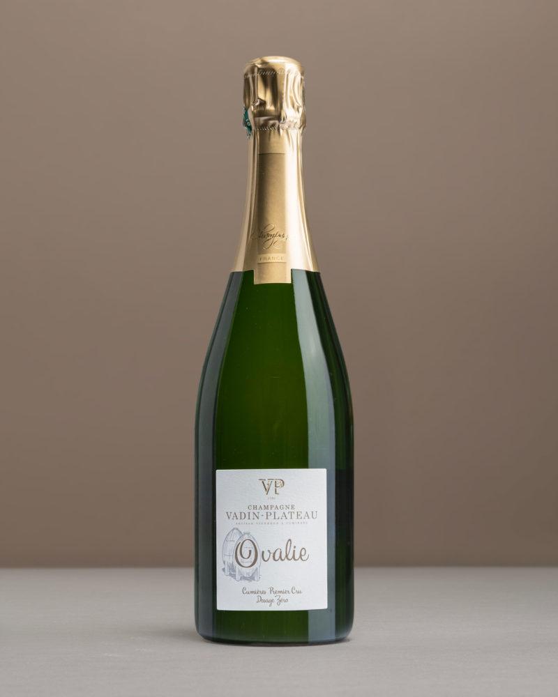 Vadin-Plateau – Ovalie 2012 – Premier Cru – 'Gamme Parcellaire'