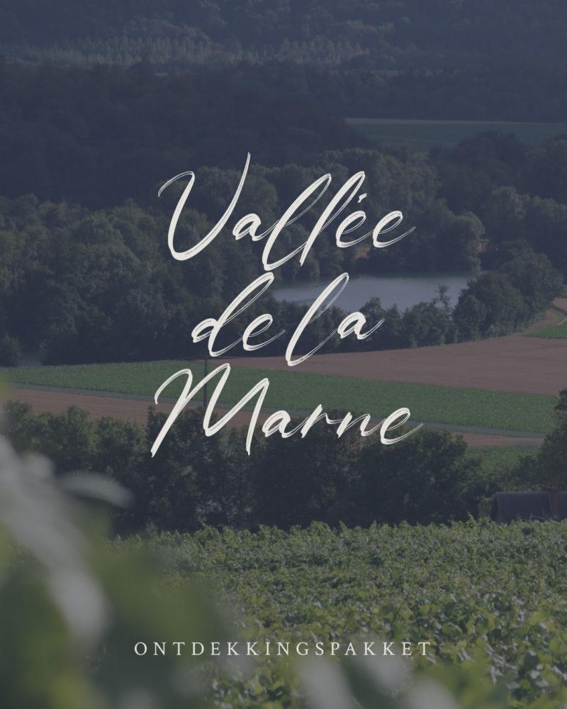 Ontdekkingspakketten 2ValleeDeLaMarne Champagne