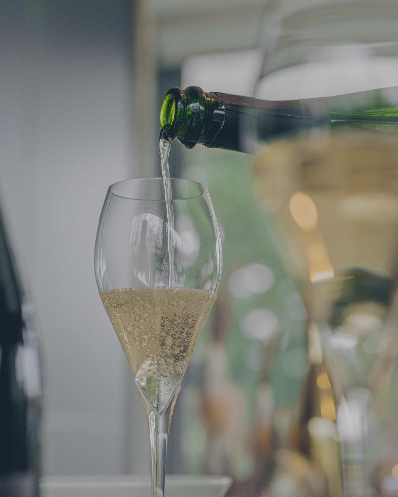 Ontdekkingspakketten Champagne Uitschenken BullesDePrincesse