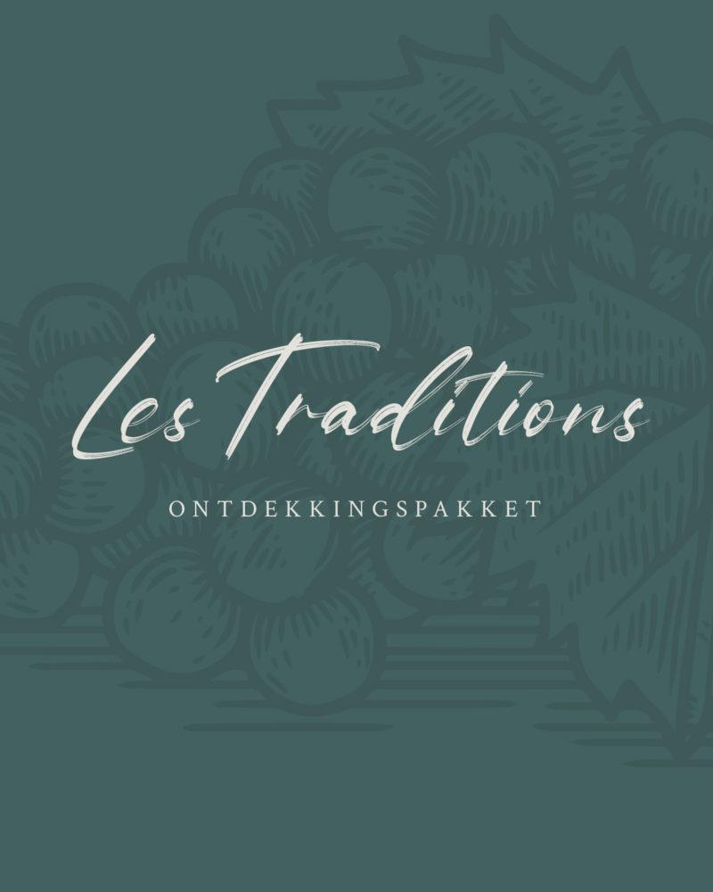 Ontdekkingspakketten LesTraditions BullesDePrincesse Champagne Kopie