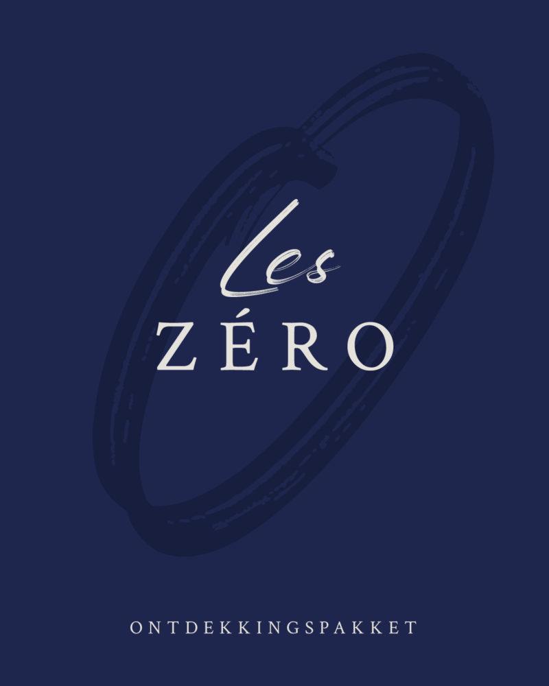 Ontdekkingspakketten LesZéro BullesDePrincesse Champagne Kopie